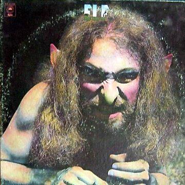 Elf, Rock & Roll, Hard Rock, 1972, Dio, Heavy Metal  by Vintaged
