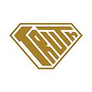 Truth SuperEmpowered (Gold) by Carbon-Fibre Media