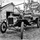1915 Ford Model T truck by kenmo