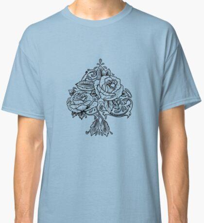 Flower Spade Classic T-Shirt