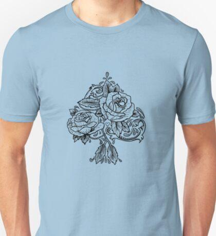 Flower Spade T-Shirt