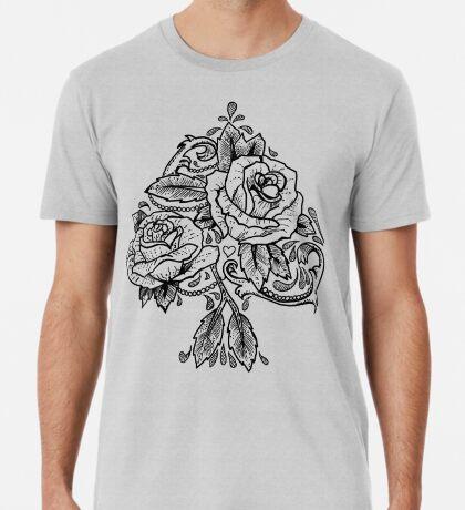 Flower Spade Premium T-Shirt