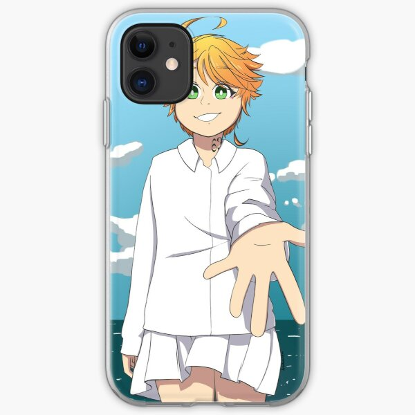 Promised Neverland - Emma - Full Color iPhone Soft Case