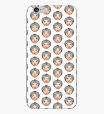 Older Woman Emoji iPhone Case