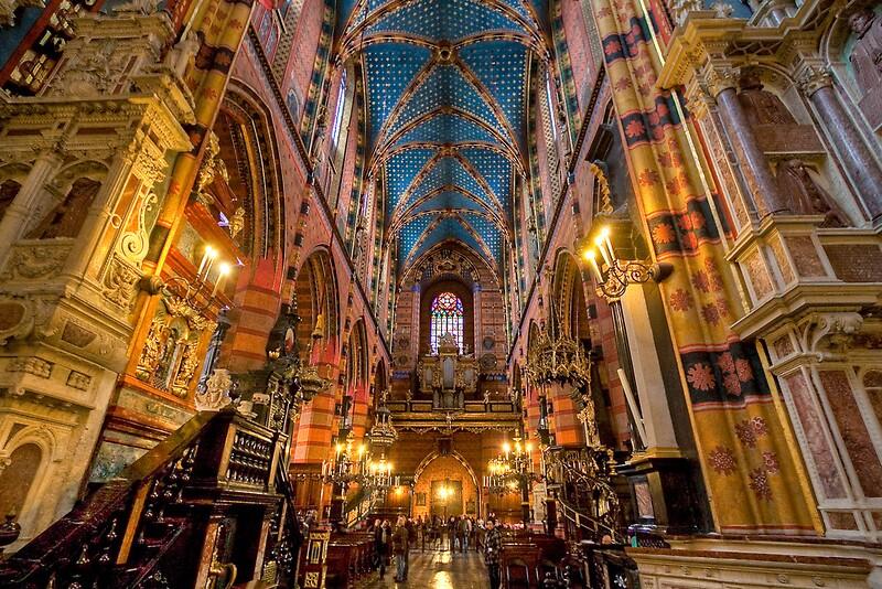 Quot St Mary S Basilica Krakow Poland Quot By Armiller007