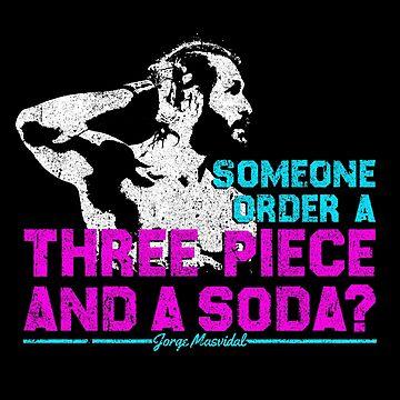 Drei Stück und ein Soda - Jorge Masvidal von huckblade