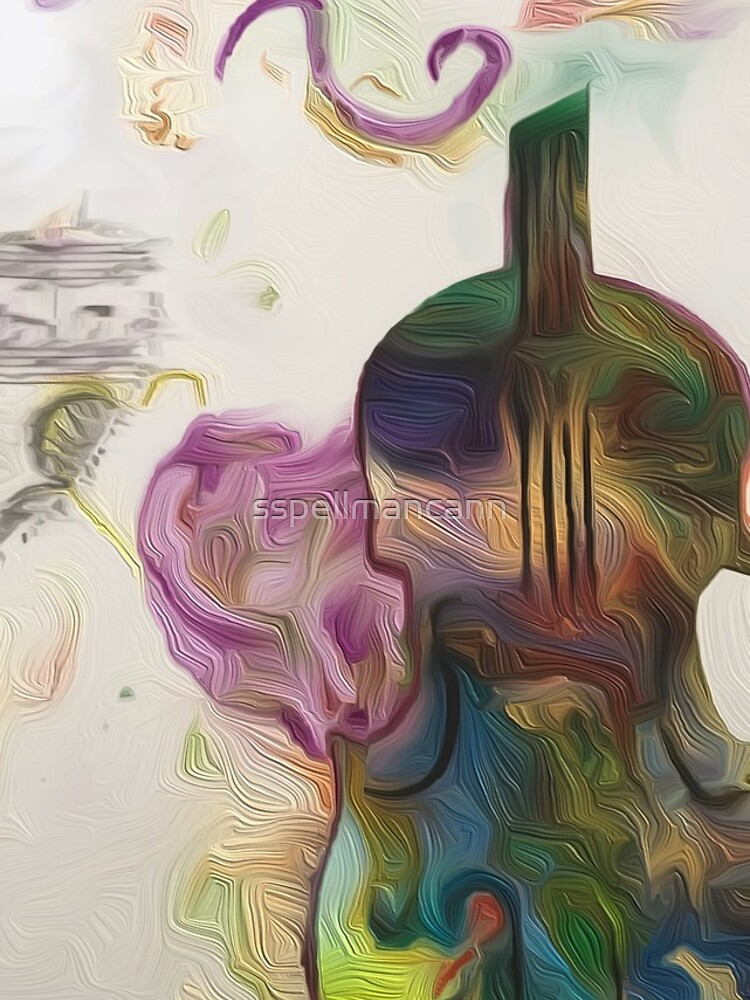 Caper Violin  by sspellmancann