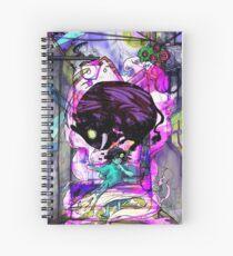 Rothko - Anomalies Spiral Notebook