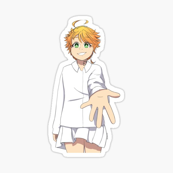 Promised Neverland - Emma Sticker