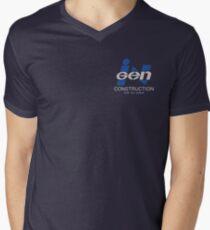 Ingen Construction Team Men's V-Neck T-Shirt