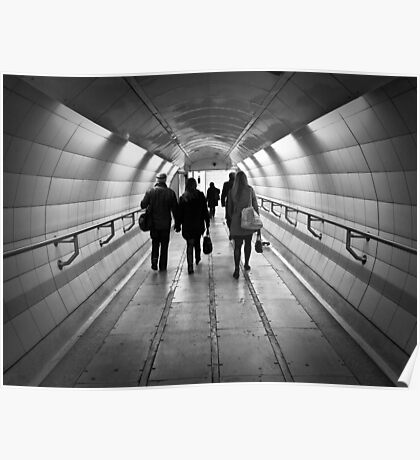 Tunnels Poster