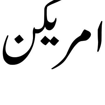 American In Urdu by kamrankhan