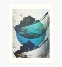 BrumGraphic #35 Art Print