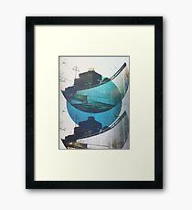 BrumGraphic #35 Framed Print