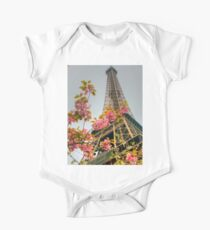 Springtime Eiffel in HDR Kids Clothes