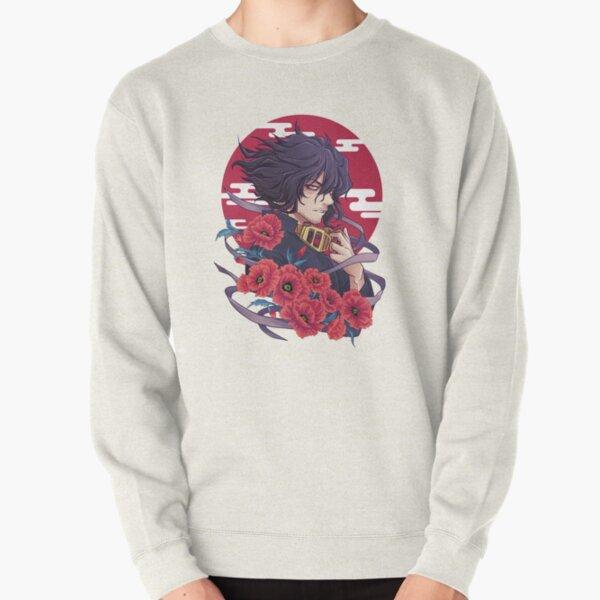 Poppies Pullover Sweatshirt