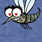 Mozzie Mosquito by Jay Kenton Manning