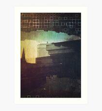 BrumGraphic #26 Art Print