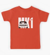 MK 1 ESCORT RS 1800 2000 MEXICO MEN'S T-SHIRTS Kids Clothes