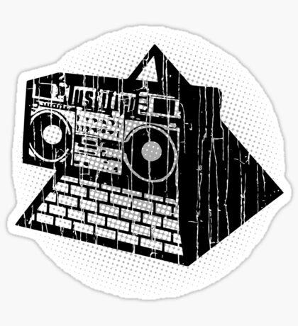 JAMMS Sticker
