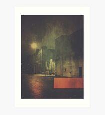 BrumGraphic #24 Art Print