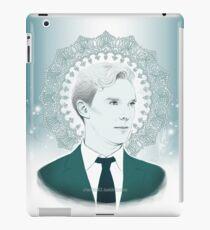 Benedict Cumberbatch - Ocean Green iPad Case/Skin