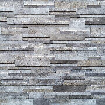Brick Wall Background by ShirtPro