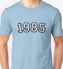 Year 1985 Vintage Birthday Anniversary T-Shirt