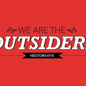 The Outsiders von debaroohoo