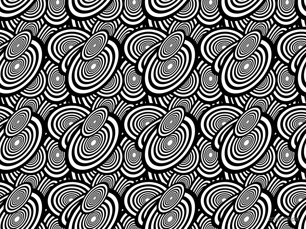 Clipart Disks Pattern by znamenski