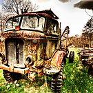 Fordson Truck by Kelvin Hughes