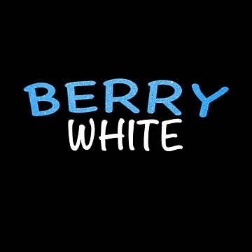 BERRY WHITE by Its-Popcoin