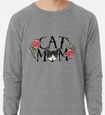 Cat Mom  Lightweight Sweatshirt