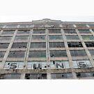 #architecture #business #window #city office concrete modern facade skyscraper sky apartment horizontal colorimage wide builtstructure glassmaterial constructionindustry blockshape by znamenski