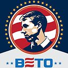 Beto O'Rourke for President 2020 Color by Corpus080