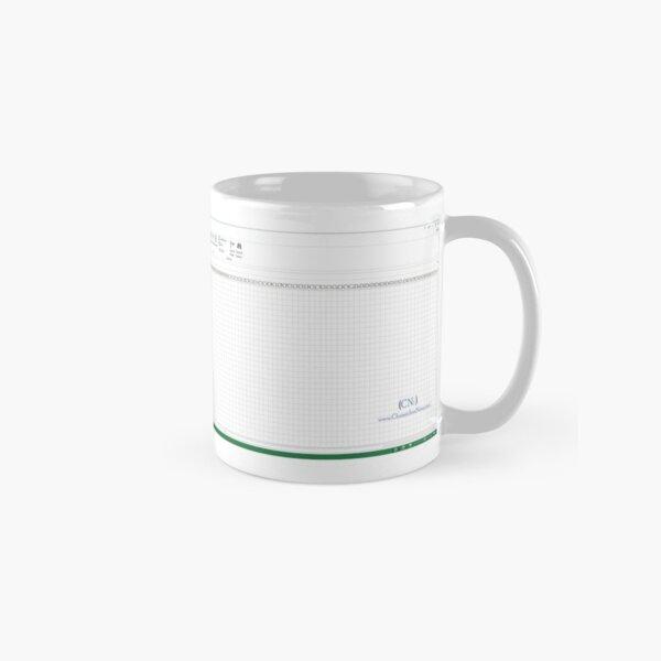 Excel Ninja (Orange) Classic Mug