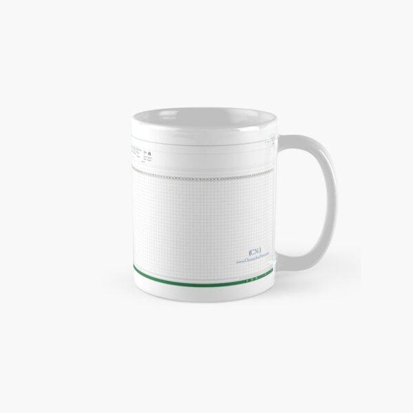 Excel Ninja (Blue) Classic Mug