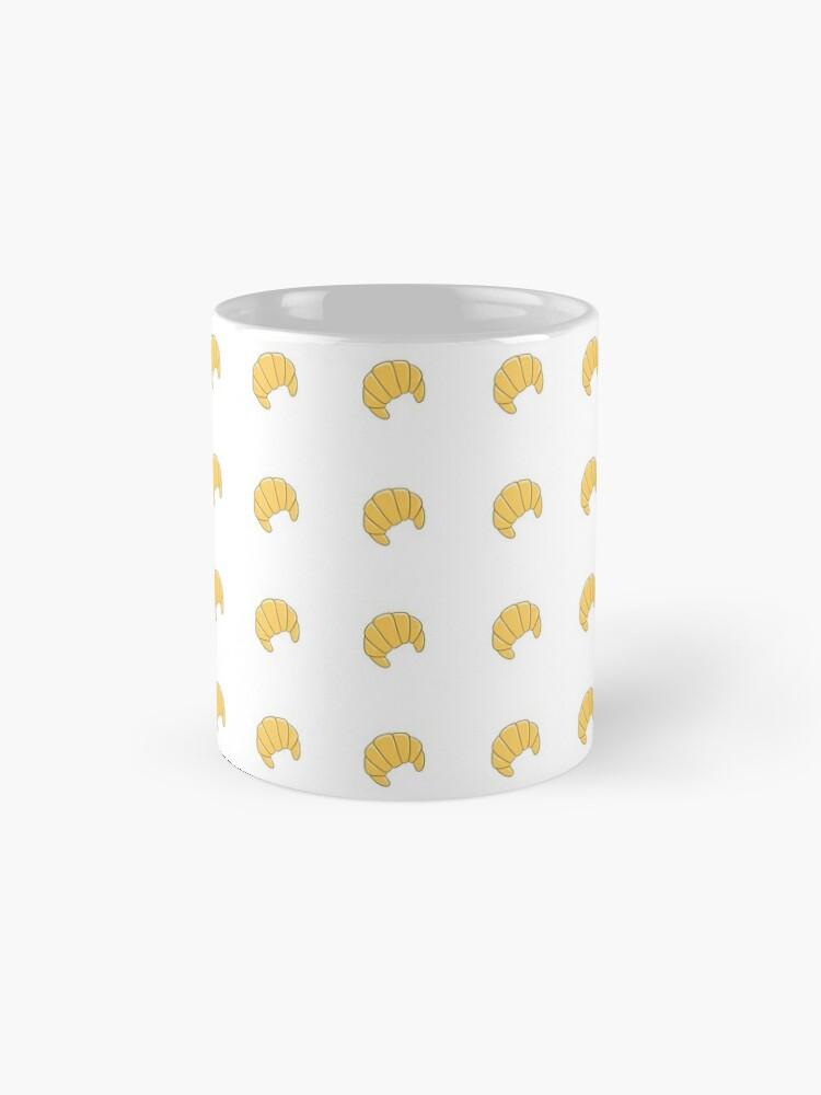 Alternate view of Croissants Mug