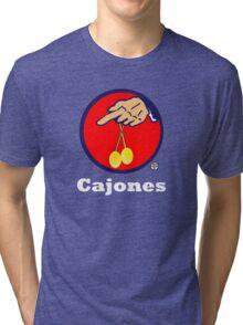 Cajones Tri-blend T-Shirt