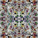 #pattern, #abstract, #art, #decoration, illustration, design, textile, shape, scribble by znamenski