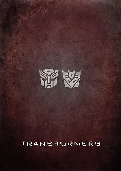 Transformers by Christopher Wardle-Cousins