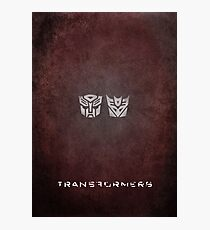 Transformers Photographic Print