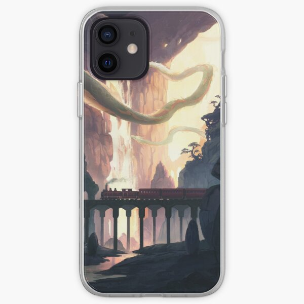 hidden land iPhone Soft Case