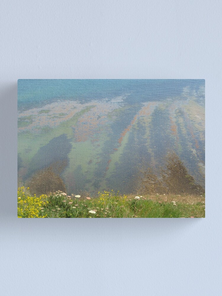 Alternate view of water colour Canvas Print