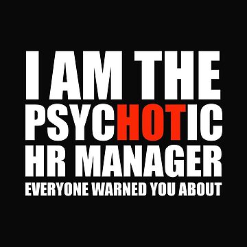 Hot Psychotic HR Manager You Were Warned About by losttribe