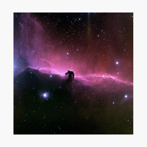 Horsehead Nebula Photographic Print