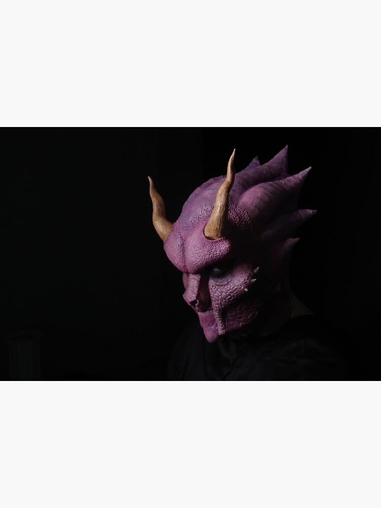 Dragon creature by ElisesArtShop