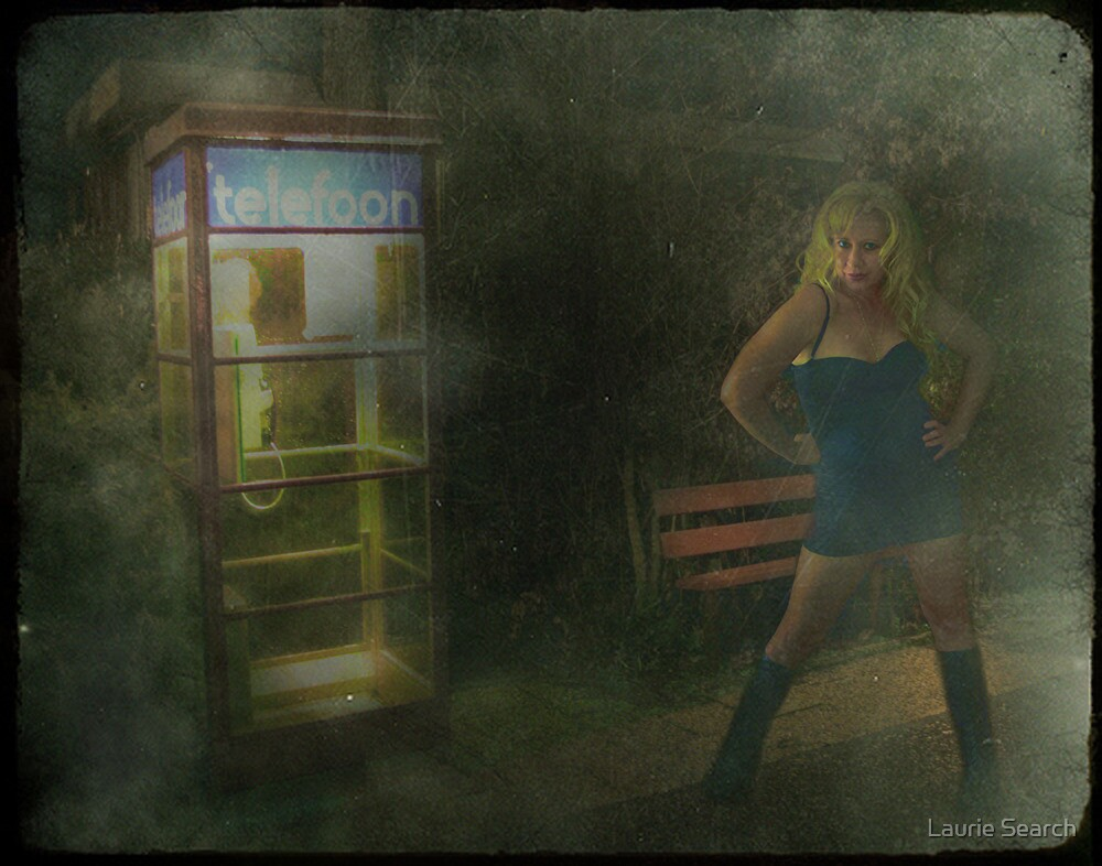 Superhero by Laurie Search