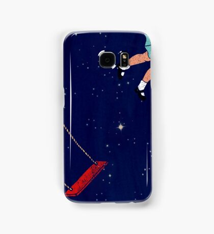 Flying Samsung Galaxy Case/Skin