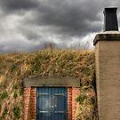 Citadel Door and Chimney by Sue  Cullumber